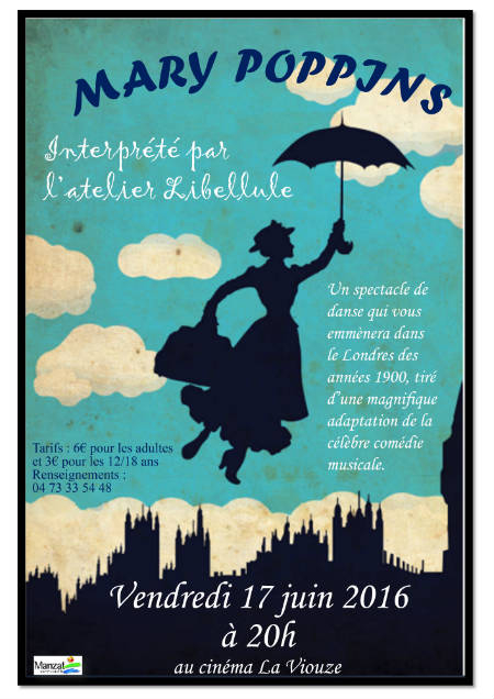 affiche mary poppins WEB